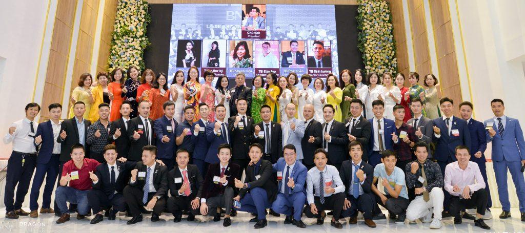 Phạm Thị Tố Lan và cộng đồng doanh nhân BNI Dragon chapter