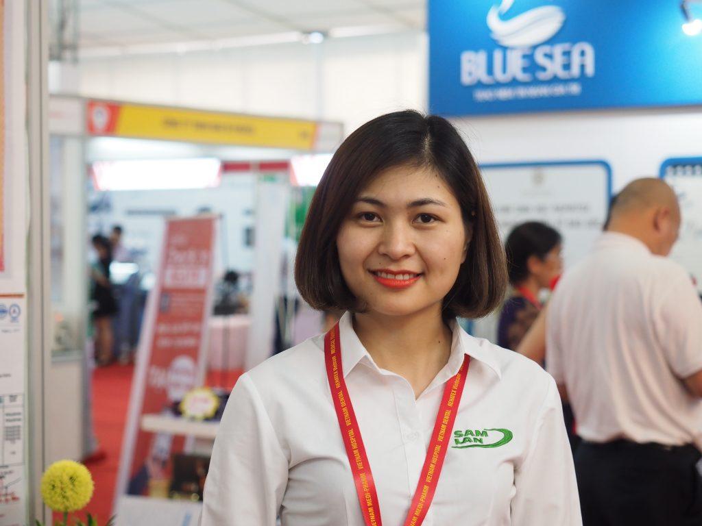 Nữ doanh nhân Phạm Thị Tố Lan